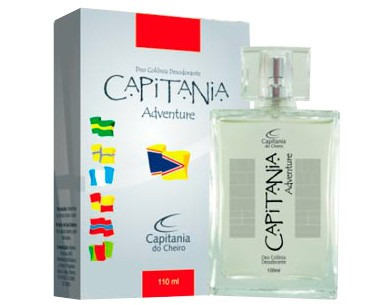 Perfume Capitania do Cheiro